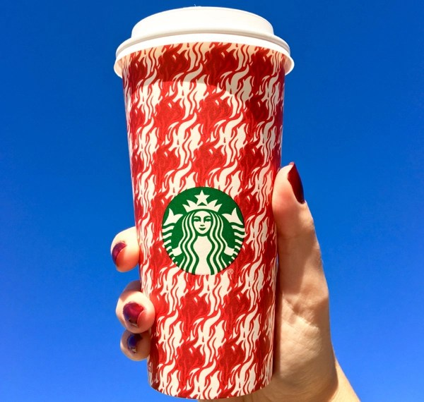 Starbucks Red Cup Countdown Deals