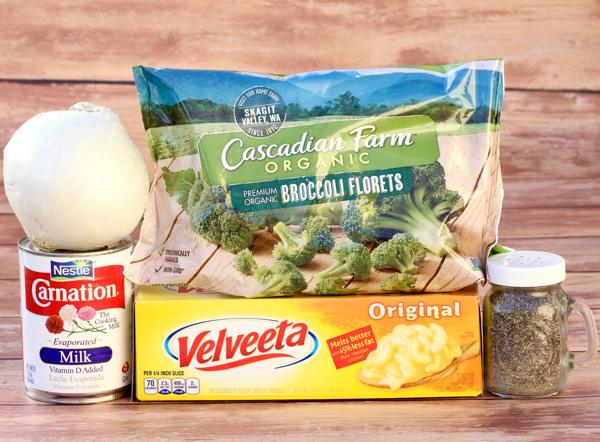 Crock Pot Broccoli Cheese Dip Recipe