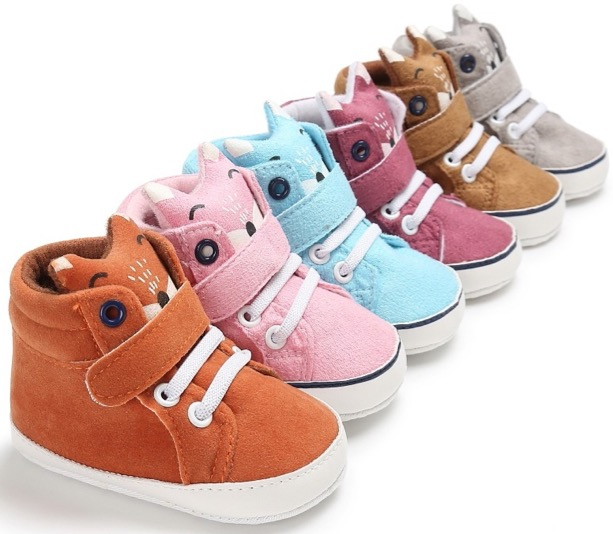 Free Baby High Tops Sneakers! {Get 2 Pairs!}