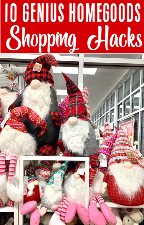 Christmas Decorations Fun Decor Ideas for Living Room and Bedroom from HomeGoods