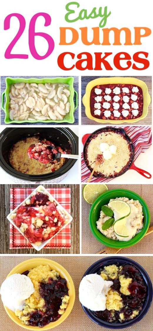 Dump Cake Recipes Easy