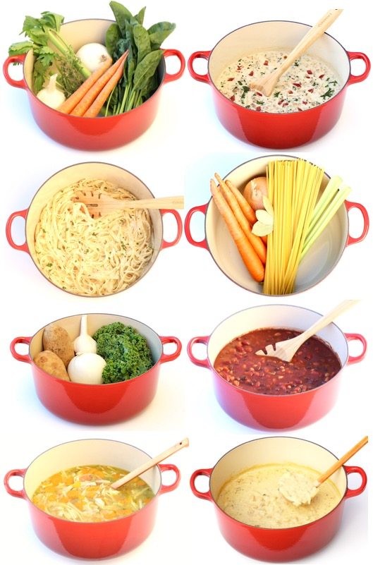 One Pot Meals Easy Weeknight Dinners