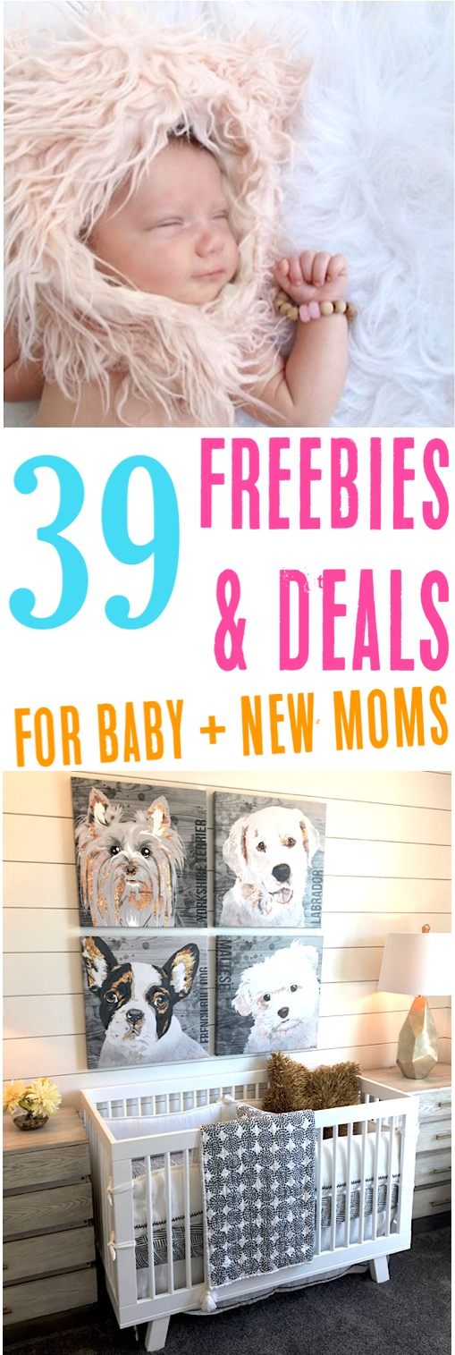 Free Baby Stuff How to Get Freebies for New Moms and Babies