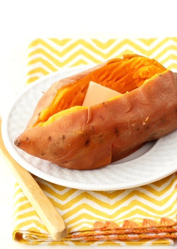 Pressure Cooker Sweet Potatoes Recipe