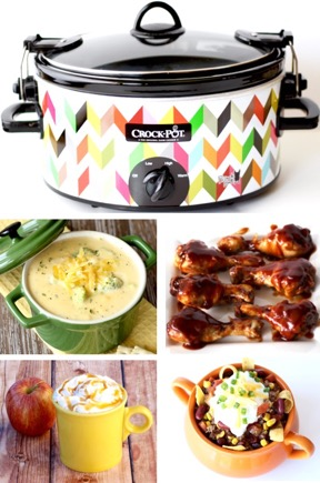 150 Fall Crockpot Recipes! {Easy Slow Cooker Ideas}