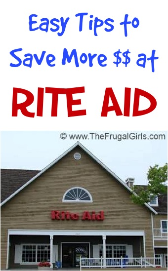 Rite Aid Deals to Save More Money