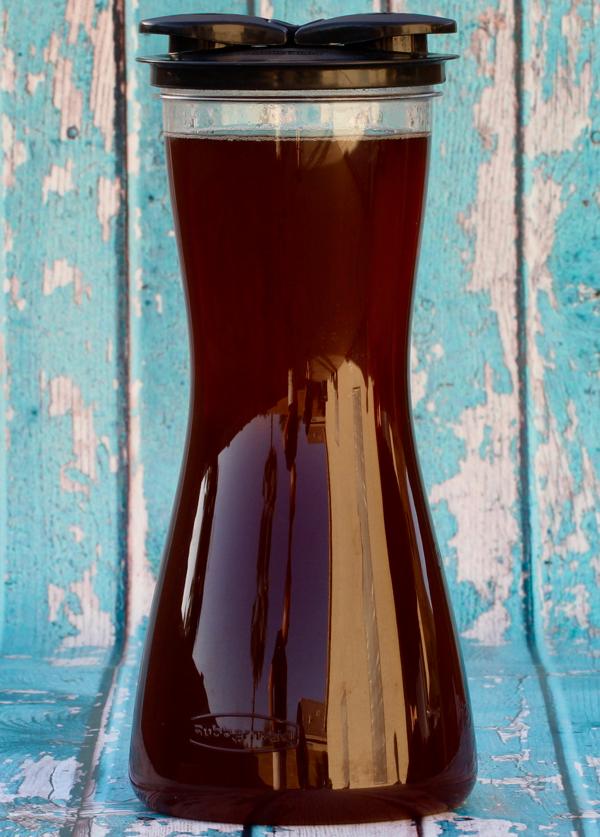 Sweet Iced Tea Recipe | TheFrugalGirls.com