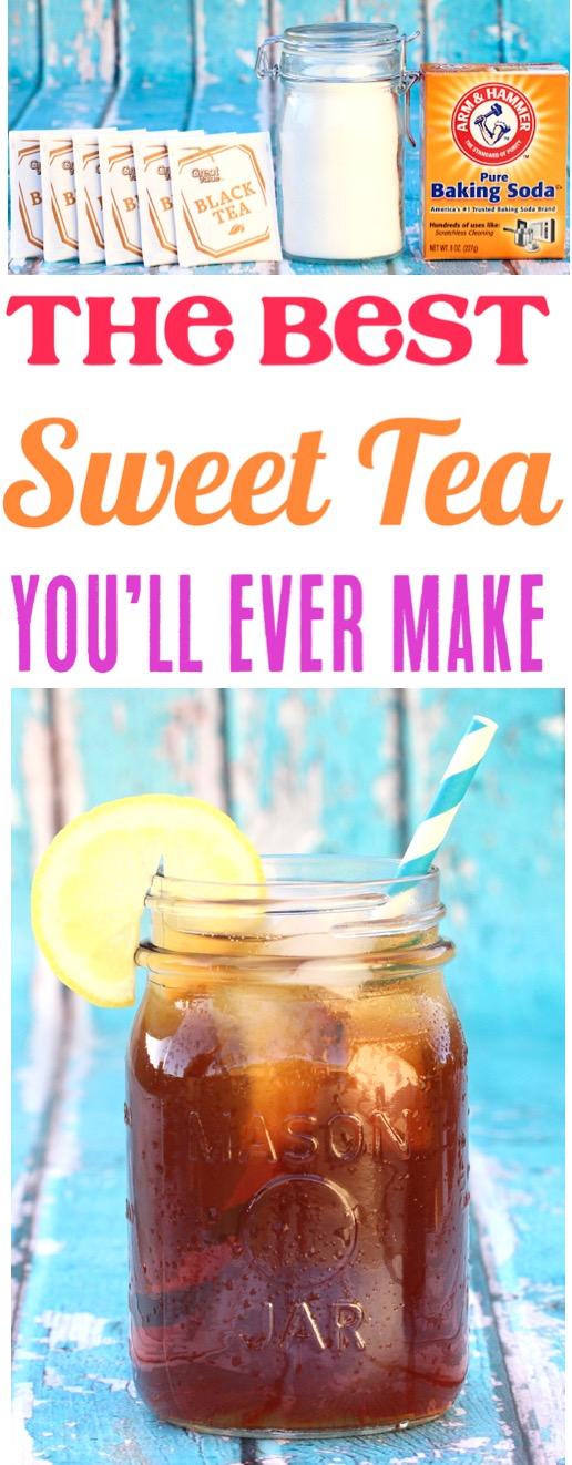 Sweet Tea Recipe Southern