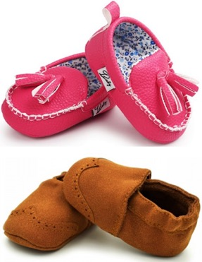 Baby Penny Loafers and Slip-on Loafers! {2 FREE Pairs with This Tip}