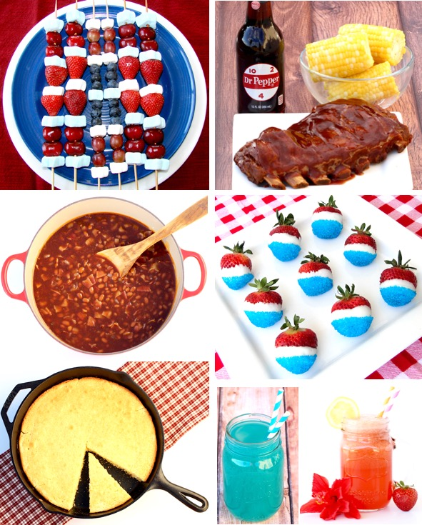 4th of July Recipes for a Crowd