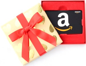 Give Your Co-Workers Free Amazon Gift Cards