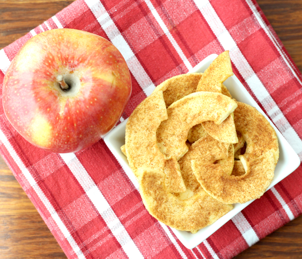 How to Make Apple Chips in Dehydrator