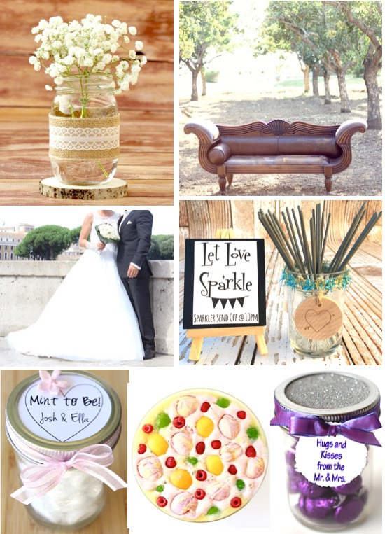 Wedding Freebies and Budget DIY Ideas