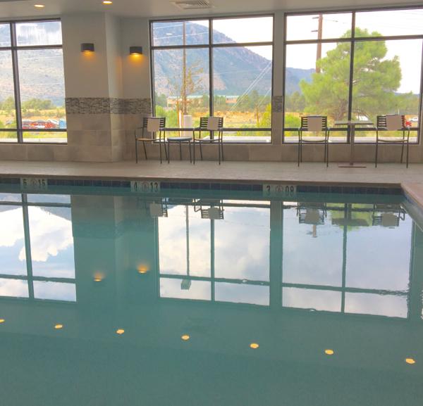 Flagstaff Hotels with Indoor Heated Pool