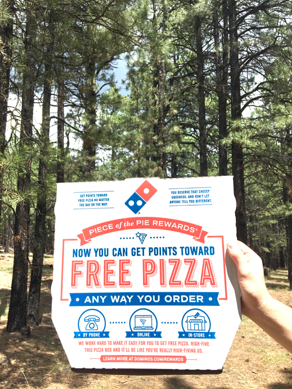 How Do I Get Free Pizza From Dominos