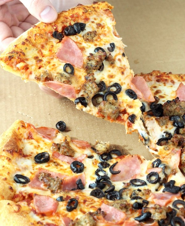Dominos Free Pizza Deal