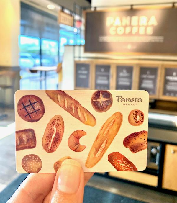Free Panera Gift Cards