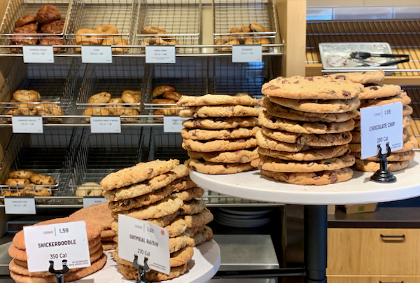 Panera Cookie Deal