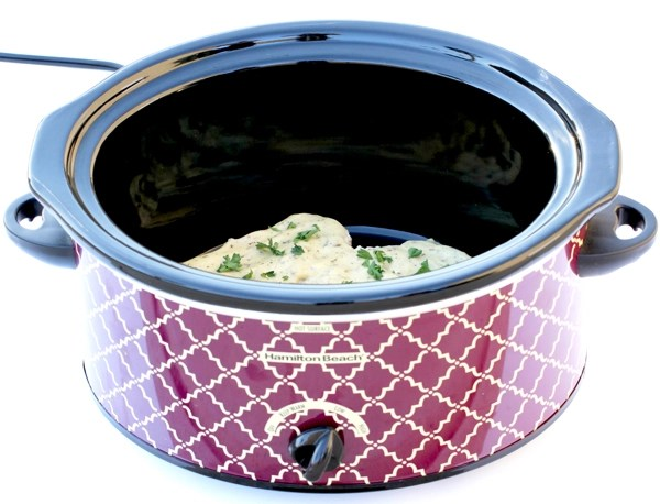 Creamy Italian Pork Chops Crock Pot Recipe