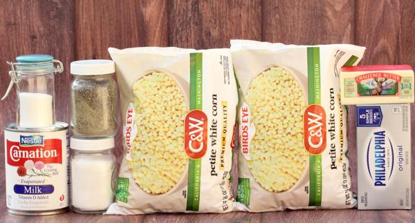 Crockpot Creamed Corn Recipe from TheFrugalGirls.com