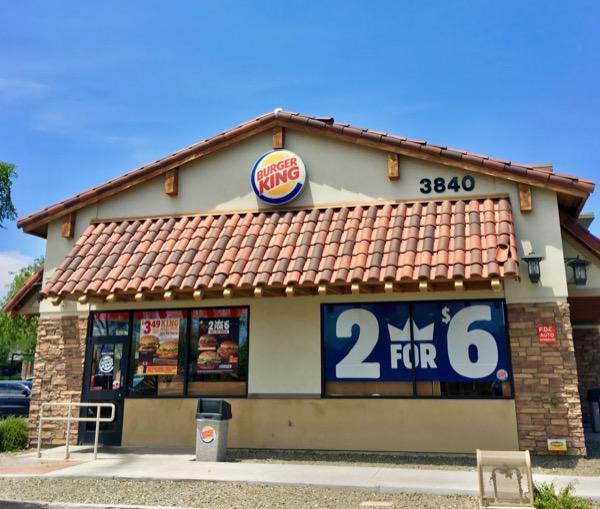 Get Free Food at Burger King