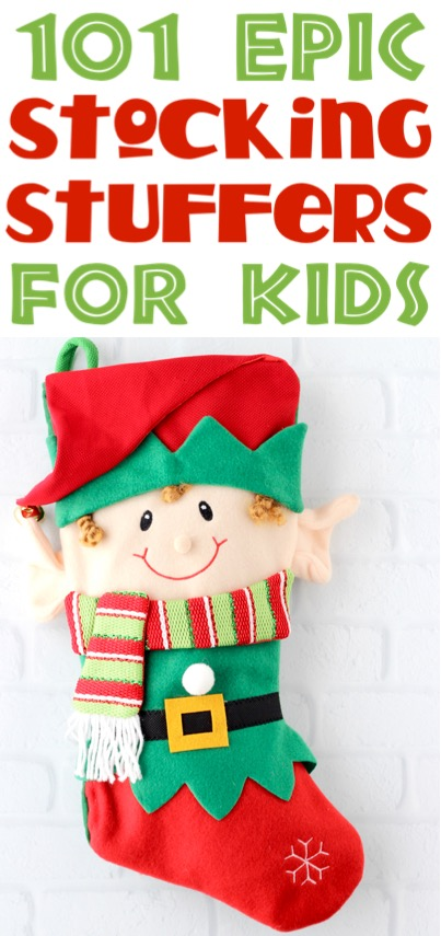Kid Stocking Stuffers Ideas for Boys and Girls