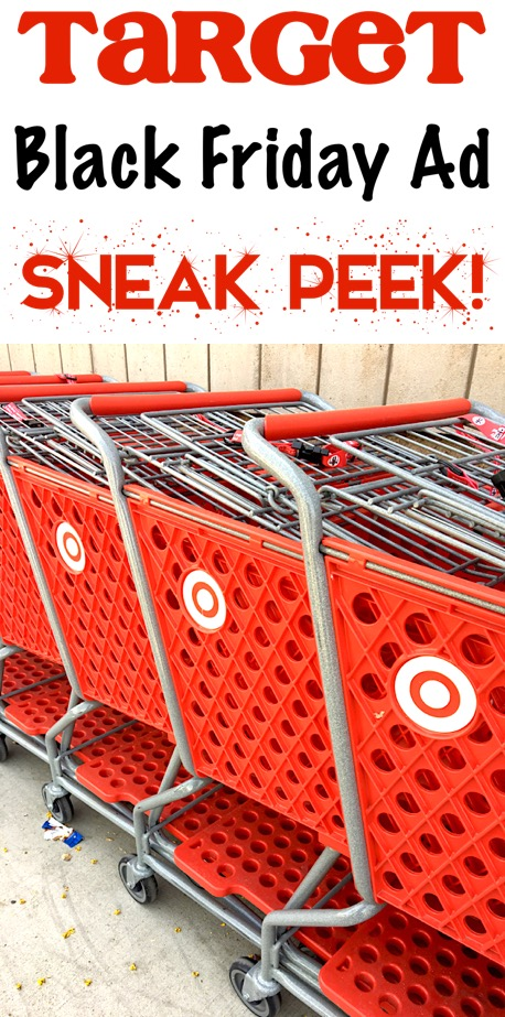Target Black Friday Deals and Shopping Hacks