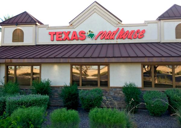 Texas Roadhouse Eat Free