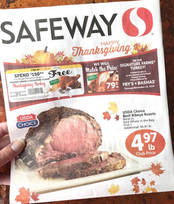 Safeway Shopping Hacks