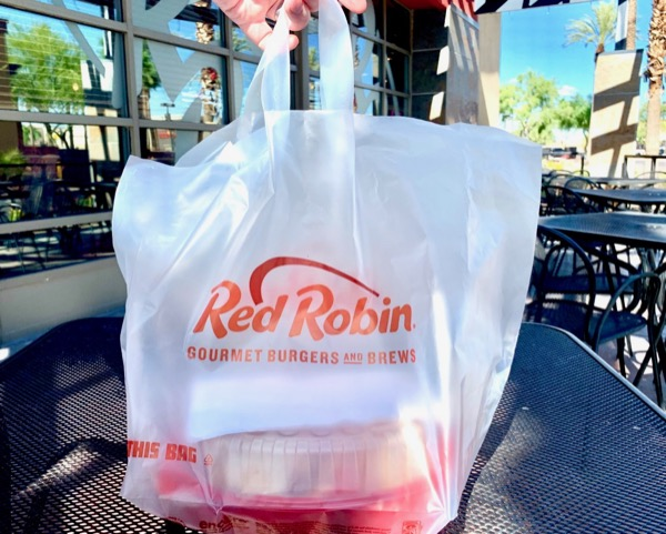 Red Robin Healthy Hacks