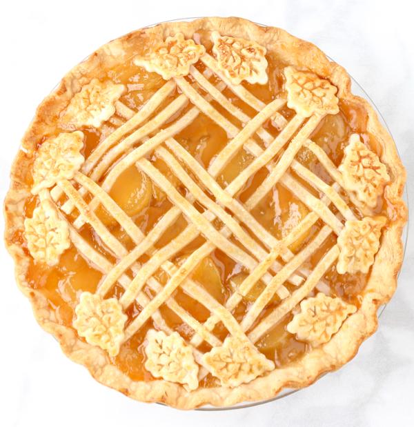 Best Caramel Apple Pie Recipe