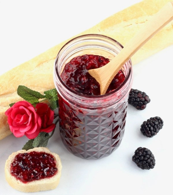 Blackberry Jam Recipe Water Bath Canning