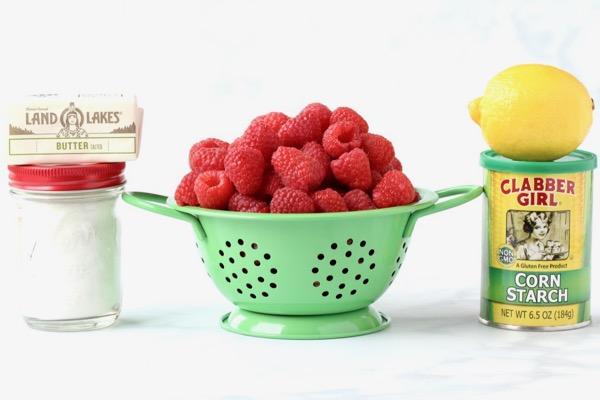 Raspberry Pie Filling Ingredients
