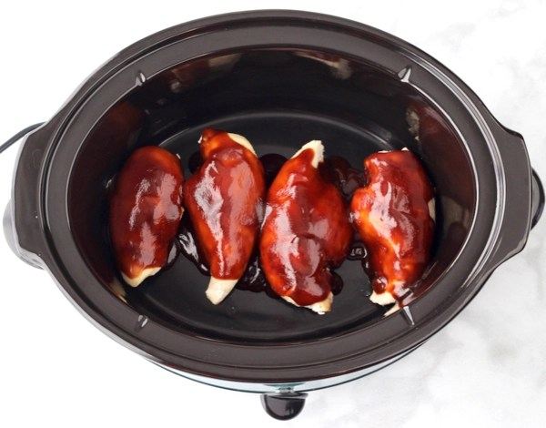 Maple Barbecue Chicken Recipe