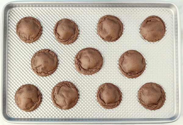 Rolo Cookie Recipe with Cake Mix
