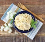 Garlic Parmesan Pasta Recipe