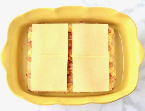 Breakfast Sliders Easy