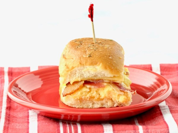 Breakfast Sliders Recipe