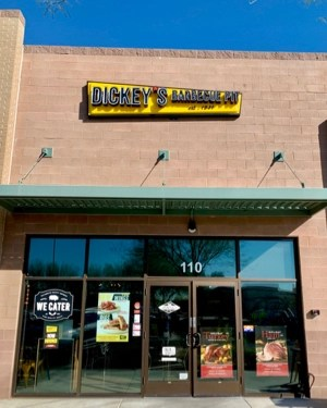 Dickey's Barbecue Pit Birthday Club