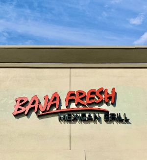 Baja Fresh Baja Birthday Club
