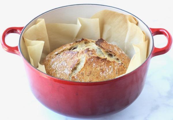 Dutch Oven Bread Recipe No Knead