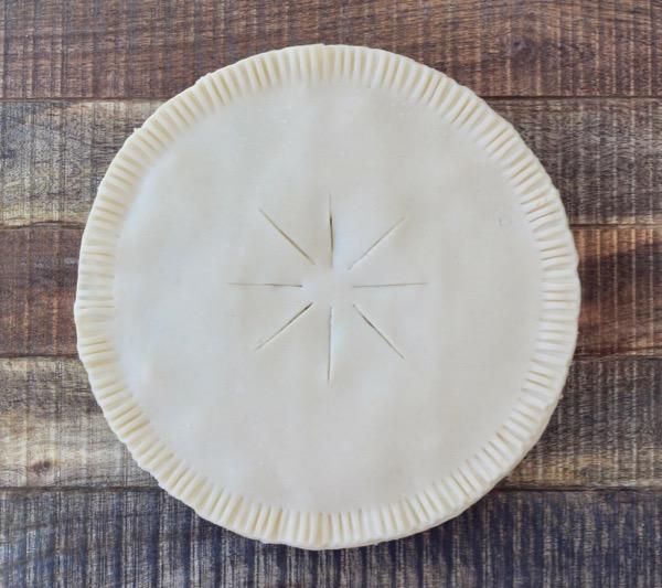 Easy Chicken Pot Pie with Pie Crust