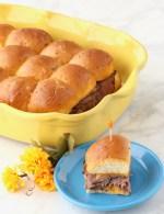 Mini Roast Beef Sliders Recipe