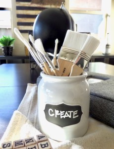 Organizing Craft Supplies in your Craft Room or Closet