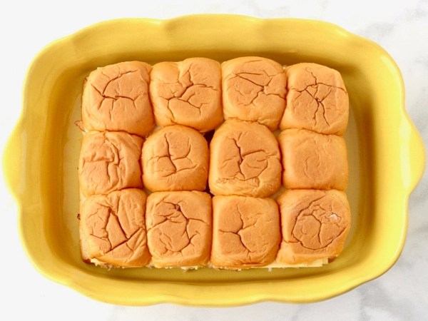Roast Beef Sliders Recipe Hawaiian Rolls