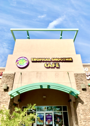 Tropical Smoothie Cafe Birthday Club