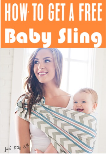 Baby Hacks for New Moms - How to Get a Sling Carrier