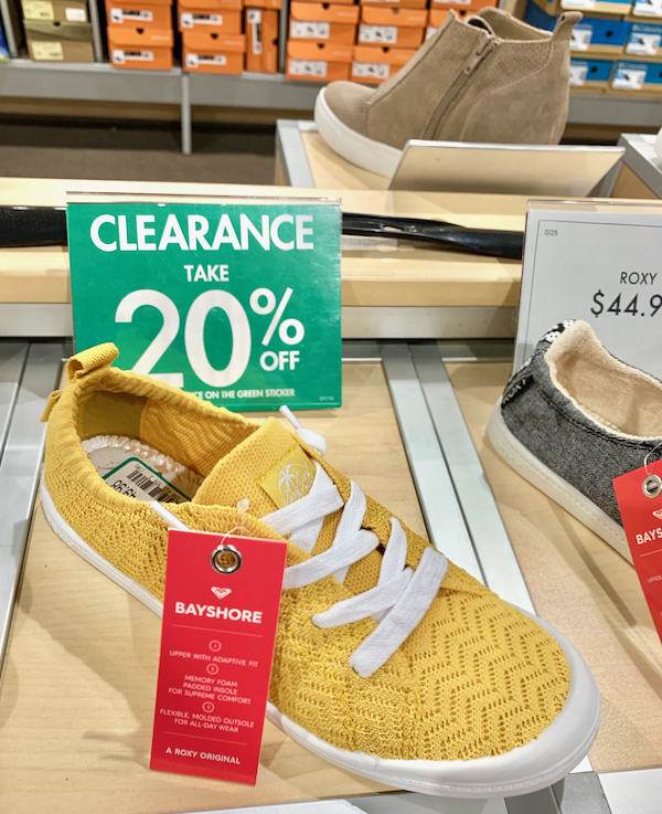 DSW Clearance