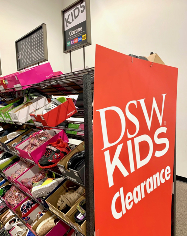 DSW Email Sign Up Coupon