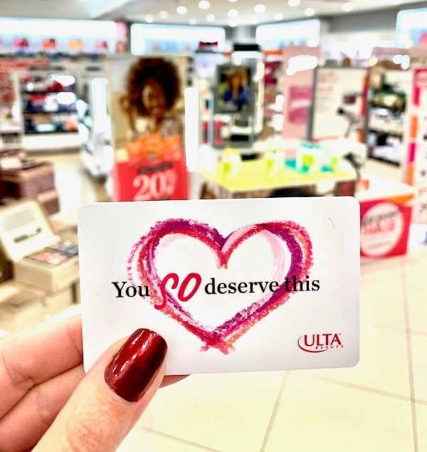 Free Ulta Gift Cards